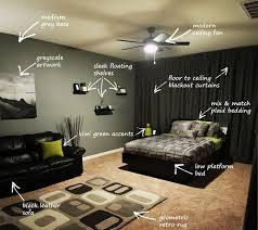 Bachelor Bedroom Ideas To Inspire You How To Make The Bedroom Look  Extraordinary 1