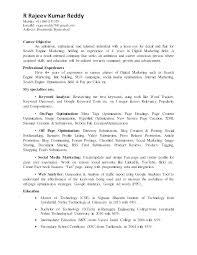 Marketing Resume Templates Fascinating Objectives For Marketing Resume Creative Resume Objectives Resume