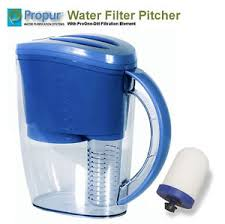 water filter pitcher. Exellent Pitcher Image Is Loading ProPurWaterFilterPitcherProOneG20Filtration On Water Filter Pitcher T