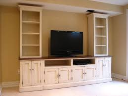Love This Distressed Entertainment Center