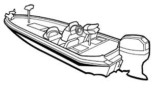Small Picture Bass Fishing Boat Drawings