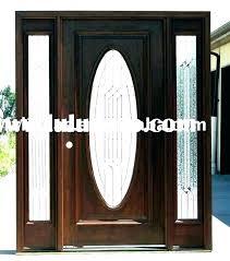 front door glass inserts french doors exterior entry door glass inserts wood front replacement single