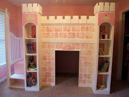 nice design of princess bunk bed with slide best home ideas