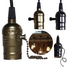 Edison Light Stand Details About 85 265v Retro Edison Screw Bulb Holder Socket Lamp Pendant Light Stand W Switch