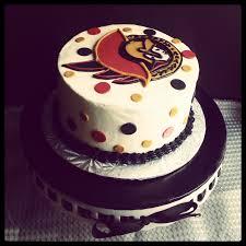 Cake Design Ottawa Second Generation Cake Design Ottawa Senators Birthday Cake
