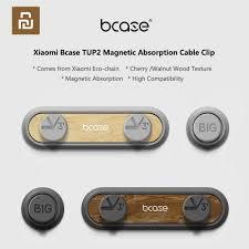 Original Youpin <b>BCASE Magnetic Cable Desktop</b> Organizer ...