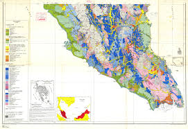 series maps reconnaissance soil map of peninsular malaysia sheet 1 series l
