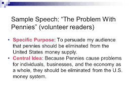 persuasive speaking ppt video online  35 sample speech