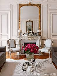 Living In Classic Style Paris  Living Room DesignsParisian Style Living Room