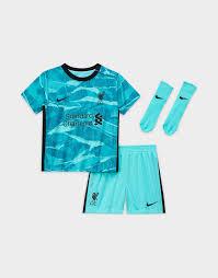 2020/21 liverpool nike away kit leaked. Buy Blue Nike Liverpool Fc 2020 21 Away Kit Infant Jd Sports