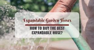 5 best expandable garden hose reviews