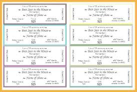 Event Ticket Template Word Fundraiser Raffle Tickets Ticket Templates Word Format