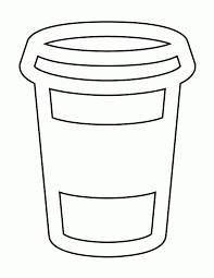 Coffee Mug Coloring Page Coffee Cup Coloring Page Master Pages With