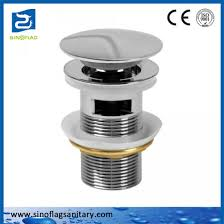 china basin drainer sink waste slotted