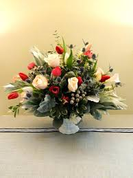 Amazing Floral Arrangements Arrangement With Vase Design Studio Inc Home  Improvement Large Floral Arrangements For Home