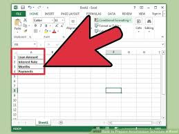 Amortization Table For Loan How To Prepare Amortization Schedule In Excel 10 Steps