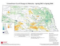 Nebraska Depth Chart 2013 Change Maps Groundwater Water Data Snr Unl