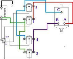 badlands winch wiring diagram diagram pinterest engine and cars Electric Winch Wiring Diagram winch solenoid wiring page 2 jeepforumcom electric winch wiring diagram 2 relays