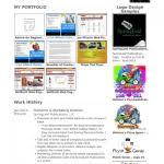 Publisher Cv Templates Microsoft Publisher Resume Templates Microsoft Publisher Resume