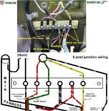 7 wire trailer harness schematic h images 9005 9006 universal trailer junction box wire harness trailer printable wiring
