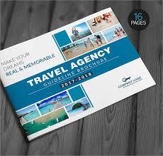 12 Travel Company Brochures Designs Templates Free Premium