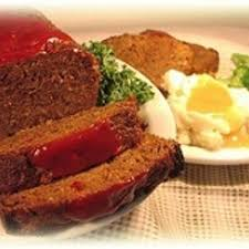 Meatloaf is a dish of ground meat that has been combined with other ingredients and formed into the shape of a loaf, then baked or smoked. Meatloaf Recipes Meatloafrecipe Twitter