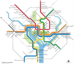 Dc Metro Cost Chart How To Use The Washington Dc Metro Subway Free Tours By Foot