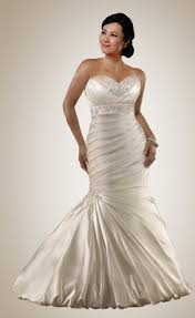 beautiful plus size strapless sweetheart applique beaded detail