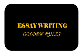 essay writing rules tips to write college admission essay