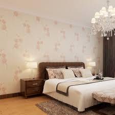Pink Wallpaper Bedroom Online Buy Wholesale Pink Rose Wallpaper From China Pink Rose