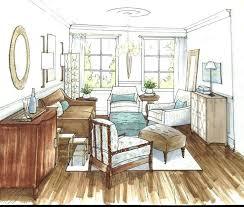 interior design bedroom sketches. Interior Design Sketch  Living Room Sketches Bedroom Interior Design Bedroom Sketches