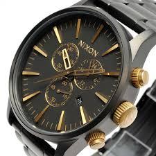 new nixon mens watch sentry chrono matte black a3861041 a386 1041 new nixon mens watch sentry chrono matte black a3861041 a386 1041