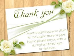 Thank You After Funeral Funeral Thank You Notes 365greetings Com