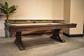 pictures of rustic furniture. Restoration Hardware Inspired Pool Table-Rustic-8\u0027 Otis Table-Slate  Table-Rustic Furniture-Game Room Furniture-Harvest Table Pictures Of Rustic Furniture
