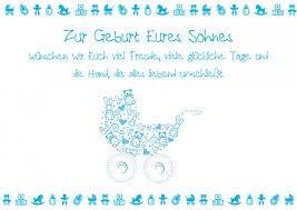 Zur Geburt Eures Sohnes Baby Familienkarten Echte Postkarten