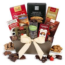 this gourmet experience includes father s day chocolate gift basket