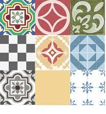 12 x12 flooradorn flooradorn assorted tiles set of 24 eclectic vinyl flooring by julie s floor adorn