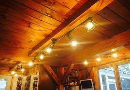 Track lighting is a great option for general lighting in smaller spaces, such as hallways or use traditional lighting to create a welcoming, relaxed atmosphere. Industrial Track Lighting Ul Listed Commercial Track Etsy