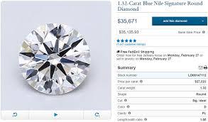 Flawless Diamond Price Chart Flawless Fl And Internally Flawless If Diamond Clarity