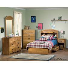 Kids Bedroom Furniture With Desk Kids Furniture Walmartcom
