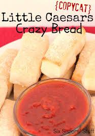 10 Best Little Caesars Cheese Bread Recipes