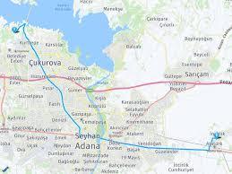 Adana İncirlik Hava Durumu. Adana Kurttepe-Adana İncirlik arası hava nasıl?