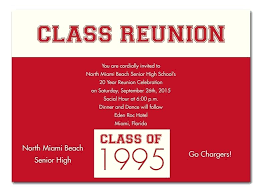 High School Reunion Invitation Template – Traguspiercing.info