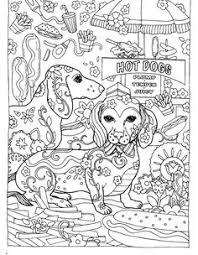 25 Beste Afbeeldingen Van Mandala Hond Coloring Pages Coloring