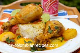 sudado de pollo my colombian recipes