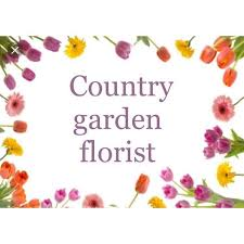 country garden florist. country garden florist