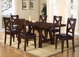 Rubberwood Kitchen Table Adara Dining Table The Brick