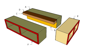 storage bed plans. Storage Twin Bed Plans. Building A Plans