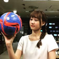 ボールを持った高田秋
