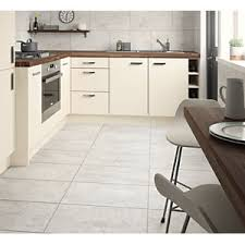 kitchen floor tiles. Wickes City Stone Grey Ceramic Tile 600 X 300mm Kitchen Floor Tiles